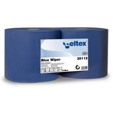 Pramoninis valomasis popierius Celtex Blue Wiper 35112, mėlynas, 1 rul.