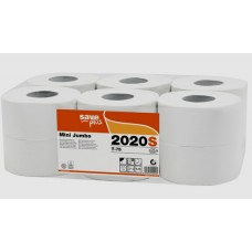 Tualetinis popierius Celtex 2020S, Mini Jumbo, 1 rul.