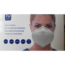 Respiratorius N95, FFP2, 10 vnt.